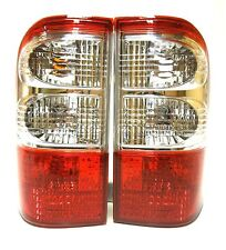 Rear Tail Signal Lights Lamp Set Left+Right Set fits Nissan Patrol GR 1997-2004