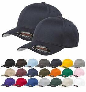 FLEXFIT Structured Twill Hat FITTED Multicam Sport Basebal Cap S/M L/XL 2XL 6277
