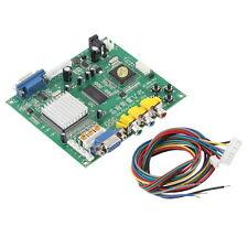 NEW Arcade Game RGB/CGA/EGA/YUV to VGA HD Video Converter Board GBS8200 BH