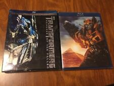 Transformers  Revenge Of The Fallen 2 disc Special Edition Bluray Sealed