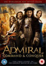 Aurelie Meriel, Frank Lammers-Admiral - Command a (UK IMPORT) DVD [REGION 2] NEW