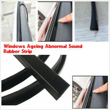 4m Rubber Seal Strip Trim Car Front Rear Window Door Abnormal Noise Weatherstrip