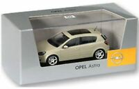 MINICHAMPS OPEL ASTRA & ZAFIRA DIECAST DEALER EDITION MODEL ROAD CARS 1:43rd