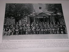 1896  EDWARD 7TH OFFICERS PLYMOUTH DIVISION MARINES