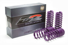 "D2 Racing Lowering Springs 2014-15 Honda Civic Sedan Coupe 2013-15 ILX F-2"" R-2"""