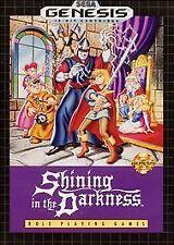Shining in the Darkness (Sega Genesis, 1991)
