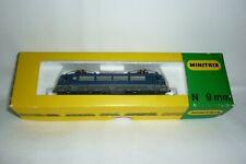 MINITRIX - SPUR N - 51 2938 00 ELEKTROLOK DB 184 003-2  OVP (14.EI-115)