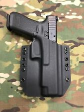 Black Kydex Holster for Glock 34 35