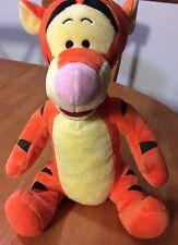 "Tigger Stuffed Plush Disney Winnie The Pooh Kohl's Cares 12"" Soft Euc!"