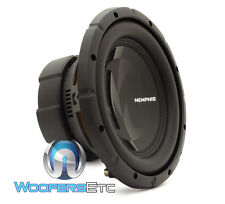 "MEMPHIS PRX104 10""  250W RMS 500W MAX SINGLE 4-OHM SUBWOOFER BASS SPEAKER NEW"