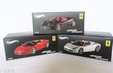 Coches, camiones y furgonetas de automodelismo y aeromodelismo Hot Wheels Ferrari escala 1:43