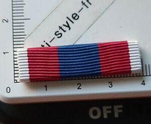 F04I08 support avec ruban pour réduction agrafe barette Médaille militaire