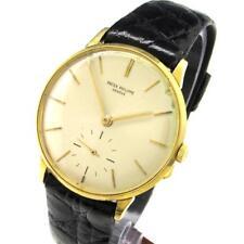 Vintage Patek Philippe 18K Ref 3420 Anti-Magnetic Calatrava Cal. 27-AM 400 Watch