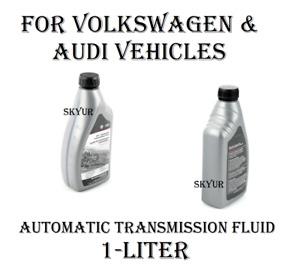 Automatic Transmission Fluid for Volkswagen Beetle CC Jetta Passat Rabbit Tiguan