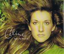 That's the way it is - Celine Dion CD ( 3 Track ) Maxi Single