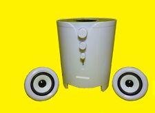 2.1 Design-Lautsprecher/aktives 2.1 Sound System Lautsprecher/Subwoofer/weiß/Sw