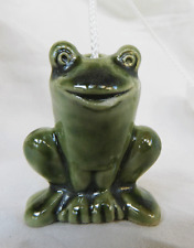Ceramic Frog Cord Pull / Light Cord Pull - Choice of Colours - BNIB