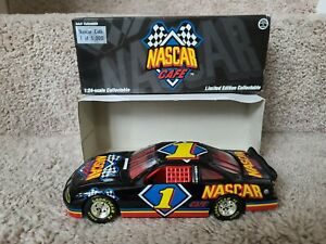 GREAT MYRTLE BEACH NASCAR CAFE 1/24 #1 PONTIAC GRAND PRIX ACTION DIECAST 1/5,000