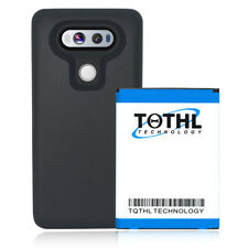 6600mAh Extended Double Battery+ Back Cover For LG V20 BL-44E1L H910 AT&T