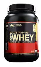 Optimum Nutrition Gold Standard 100% Whey Protein French Vanilla 908g