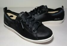 Skechers Size 11 M MADISON AVE CITY WAYS Black White Sneakers New Womens Shoes