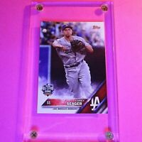 COREY SEAGER 2016 Topps Update All Star RC Rookie Los Angeles Dodgers US165 MINT