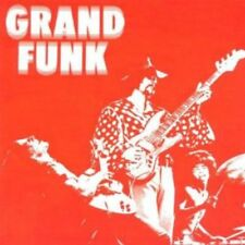 CDs de música funks álbum Grand Funk Railroad
