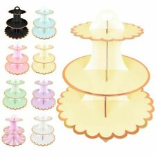 Multi-Layer Dessert Biscuit Stand Muffin Cup Wedding Cake Fruit Placement Rack