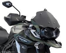 Triumph Tiger 1200 16 Explorer Off Road Short Sports Shield Windshield Dark PB