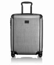 Tumi International Slim Tegra-Lite Carry-On Silver Luggage 28807 MSRP$595 NEW