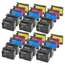 30 PACK 932XL 933 Ink Cartridge for HP Officejet 6100 6700 6600 7100 New Chip