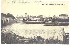 CPA 77 - TRILPORT (Seine et Marne) - Le Pont en aval de la Marne