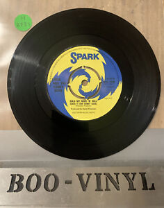 """Linda And The Funky Boys~Sold My Rock 'n' Roll (Gave It For Funky Soul) 7"""" EX"""