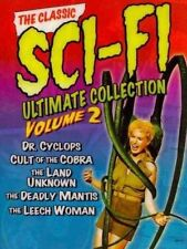 Classic Sci Fi Ultimate Collection 2 3 PC DVD