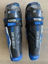 "Bauer Nexus 2N 16"" Hockey Shin Guards"