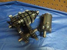 2000 Yamaha Grizzly 600 4x4 ATV Transmission Tranny Gears (132/73)