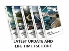BMW E F SERIES PREMIUM 2020.1 SAT NAV UPDATE IN USB STICK, LIFETIME FSC CODE