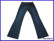 Faded L32 Damen-Bootcut-Jeans niedriger Bundhöhe (en)