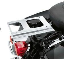 Mounting Bracket Fender Rack Plated Luggage Shelf 07-15 Road King Street Glide