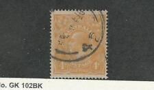 Australia, Postage Stamp, #31a Used, 1915