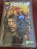 Witchblade/Tomb Raider #1/2 (1999, Image/Wizard) NM