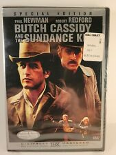 Butch Cassidy And The Sundance Kid Special Edition Dvd: Oop Paul Newman, Redford