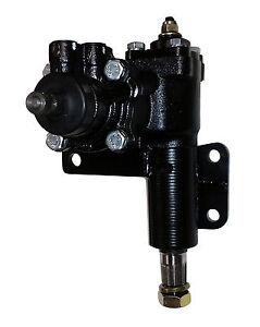 Borgeson 800126 Power Steering Conversion Box, Quick Ratio, 62-72 Mopar with 1-1