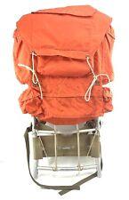 Vintage Camp Trails Skyline Hiking Camping Bag Backpack Aluminum Frame