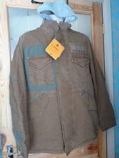 Timberland Hip Length Cotton Zip Men's Coats & Jackets