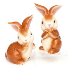 2x Dolomite Conejo de Pascua SET 18 cm decoración pasuca CÓMIC 25131