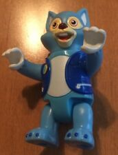 Disney Learning Curves Agent Oso Wolfie Figure