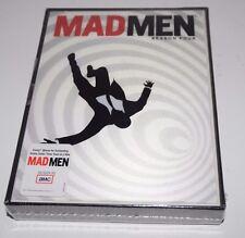 Mad Men: Season Four DVD 4 Disc Set NEW SEALED