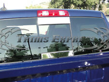 2002-2008 Dodge Ram 1500/03-09 2500 2P Rear Window Tailgate Trim Molding Sliding