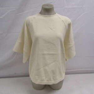 Tibi Women's US S/4 Wide Short Sleeve Blouse Ivory
